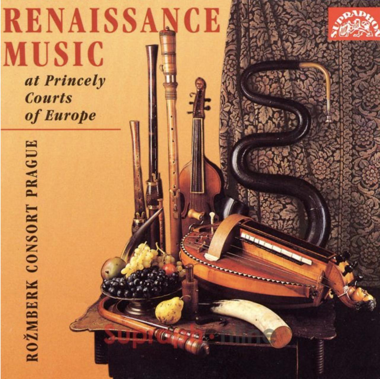 Rožmberská kepela – Renesanční hudba na panovnických dvorech