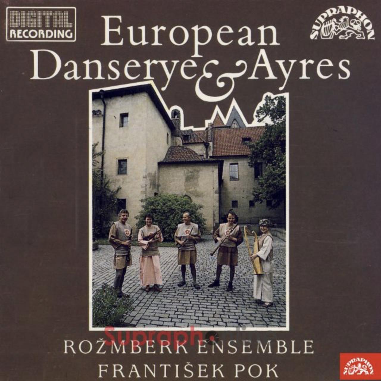 Rožmberská kepela – European Danserye & Ayres