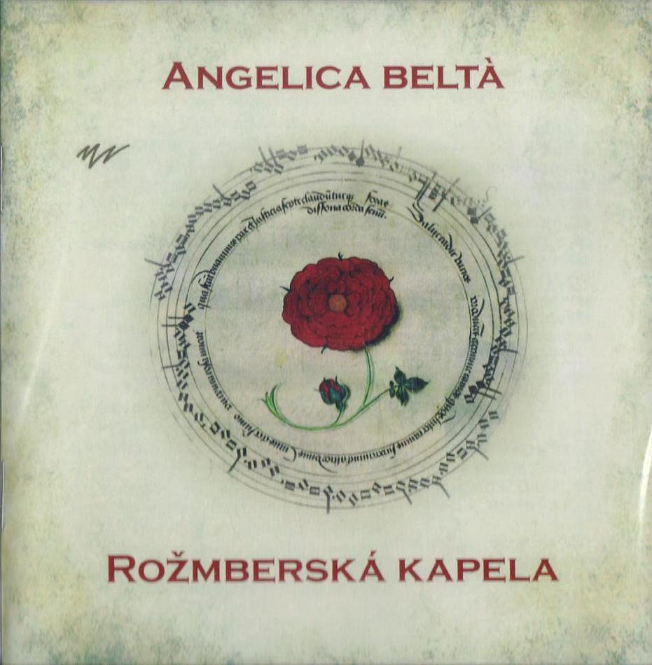 Rožmberská kepela – Angelica belta